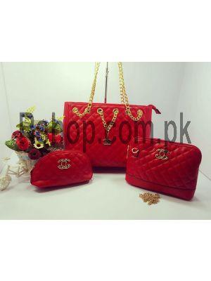 Chanel  Ladies Leather Handbag