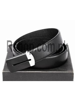 Classic Stylish Men's Leather Belt Price in Pakistan