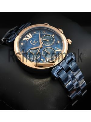 GC Lady Chronograph Blue watch Price in Pakistan