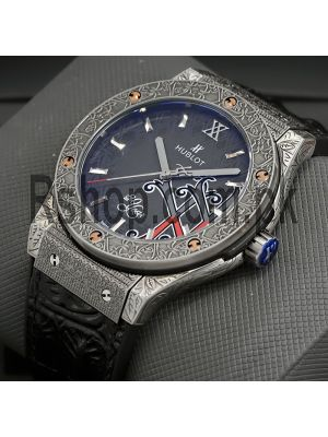 Hublot Classic Fusion Fuente Opus X Anniversary Limited Edition Watch Price in Pakistan