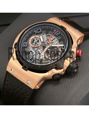 Hublot Classic Fusion Ferrari GT King Gold watch Price in Pakistan
