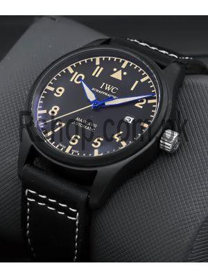 IWC Pilot's Mark XVIII Heritage Black Watch Price in Pakistan
