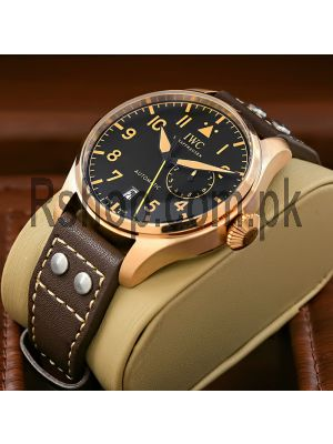IWC Pilot's Watch Price in Pakistan