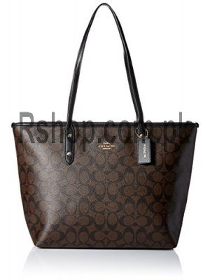 Coach Signature City Zip Tote ( High Quality ) Price in Pakistan