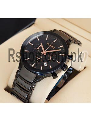 Rado Centrix Chronograph Quartz Men's Ceramic Watch Price in Pakistan