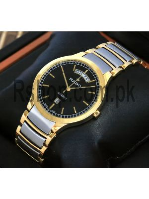 Rado Day Date Gold Silver Two Tone Watch Price in Pakistan