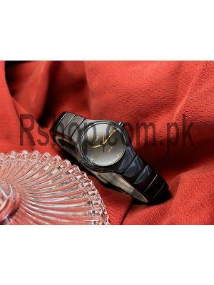 Rado Jubile Ladies Black Watch Price in Pakistan