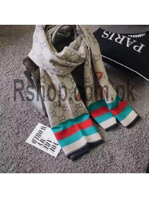 Gucci Cashmere Scarf (High Quality) Price in Pakistan