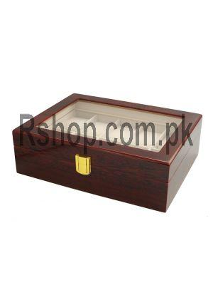 10 Watches Storage Box (High Quality) Price in Pakistan