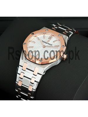 Audemars Piguet AP Royal Oak Two Tone Ladies Watch Price in Pakistan