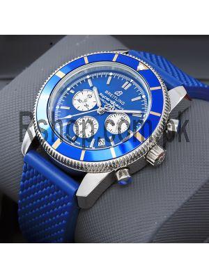 Breitling Superocean Heritage Blue Watch Price in Pakistan
