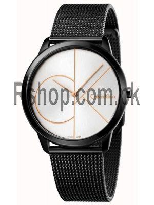 Calvin Klein Mens Minimal Watch Price in Pakistan