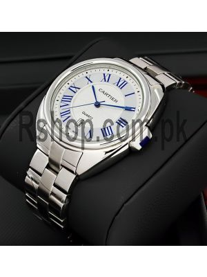 Cartier Clé De Cartier Men Watch,
