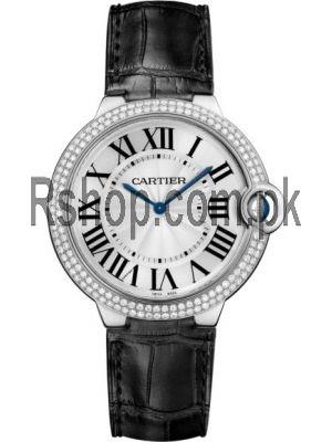 Cartier Ballon BlCartier Ballon Bleu Diamond Watch Price in Pakistan