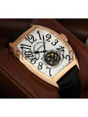 Franck Muller Cintree Curvex Tourbillon Watch Price in Pakistan