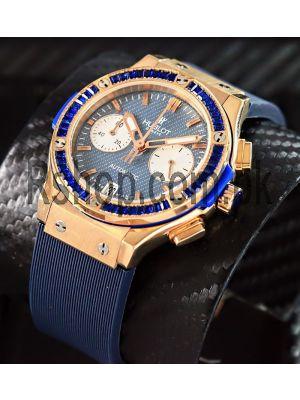 Hublot Classic Fusion Blue Ladies Watch Price in Pakistan
