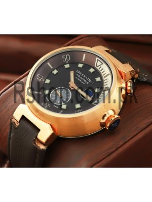 Louis Vuitton Tambour Diving Watch Price in Pakistan