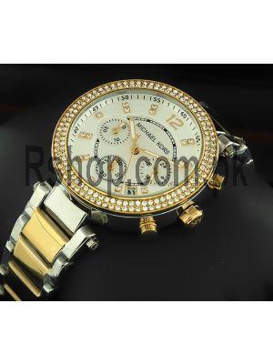 Michael Kors Parker Glitz Chronograph Watch Price in Pakistan