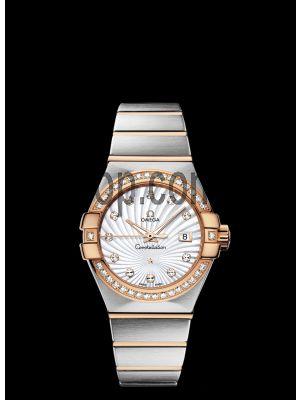 Omega Constellation Diamond Bezel Watch Price in Pakistan