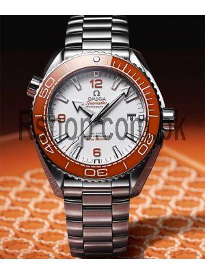 Omega Seamaster Planet Ocean 600M Master Chronometer Orange Watch Price in Pakistan