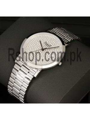 Piaget Traditional Diamond Dial Watch Price in Pakistan
