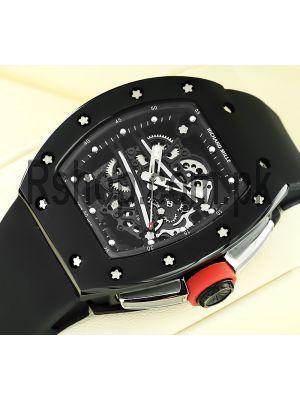 Richard Mille RM 61-01 Yohan Blake Watch Price in Pakistan