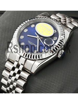 Rolex Datejust Swiss ETA Watch Price in Pakistan