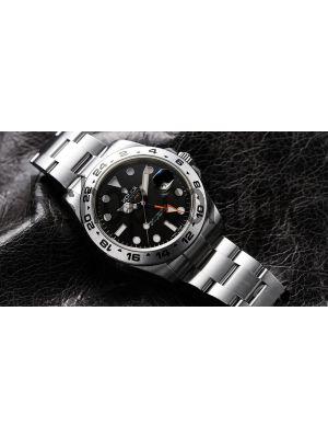 Rolex Explorer II Black Dial Watch (Swiss Quality) Price in Pakistan