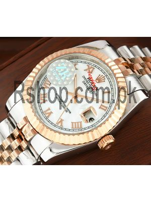 Rolex Oyster Perpetual Datejust 36 Unisex Swiss Watch Price in Pakistan