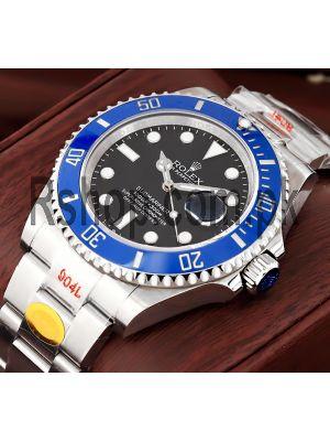 Rolex Submariner Blue Bezel Swiss Watch Price in Pakistan