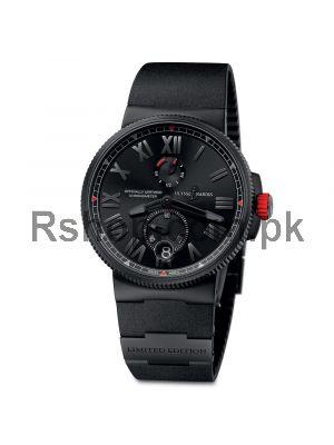 Ulysse Nardin Marine Chronometer Series BLACK-BQ
