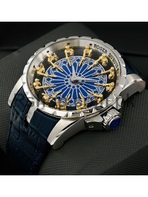 , Roger Dubuis Excalibur Knights of the Round Table Wrist Watches in Islamabad,