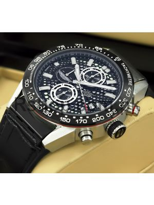 TAG Heuer Carrera 01 Aston Martin Edition Watch
