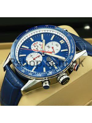 TAG Heuer Carrera Calibre Heuer 02 Blue Watch
