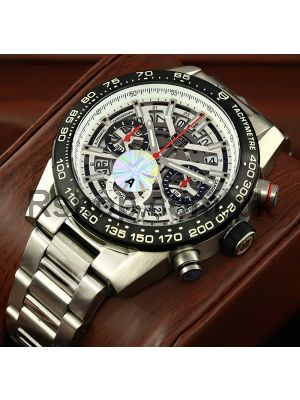 TAG Heuer Carrera Calibre Heuer 02 Gmt Watch