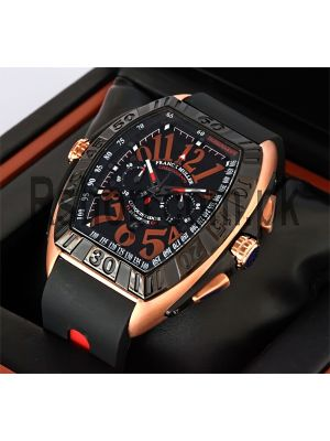Frank Muller Chronograph Watch Price in Pakistan