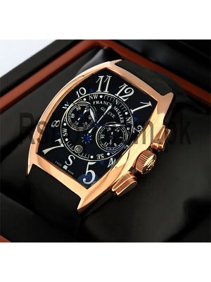 Franck Muller Mens Geneve Watch Price in Pakistan