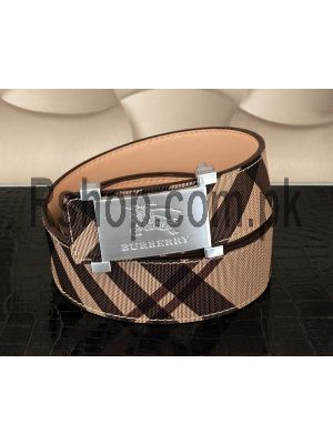 Burberry Mens Belt Price in Pakistan