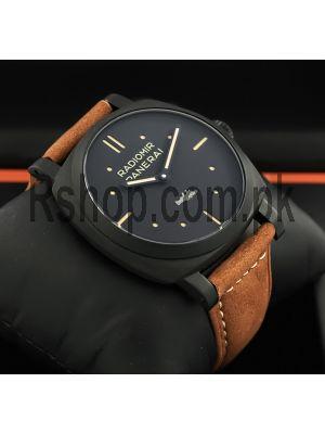 Panerai Radiomir Black Dial Men's Watch Price in Pakistan
