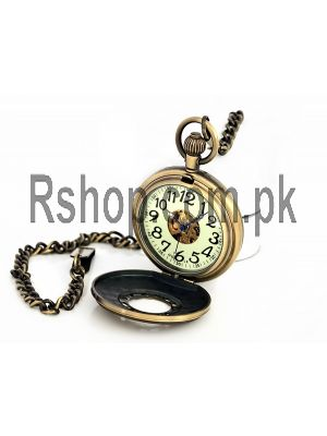 Exclusive Vintage Antique Pocket Watch Price in Pakistan