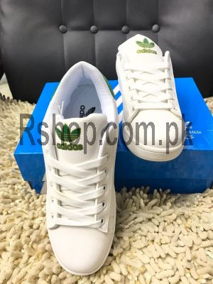 Adidas White Green Shoes ( High Quality ) Price in Pakistan