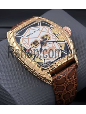 Franck Muller Master of Complications Skull Dial Watch Price in Pakistan