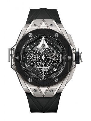 Hublot Big Bang Unico Sang Bleu II Chronograph Watch Price in Pakistan