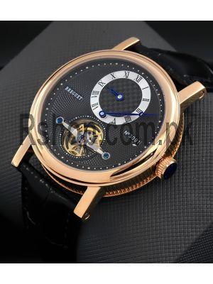 Breguet Classique Tourbillon Black Watch Price in Pakistan