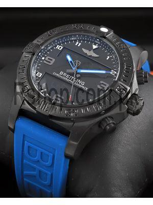Breitling Exospace B55 Black Titanium Watch Price in Pakistan