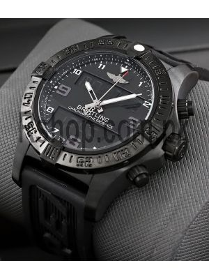 Breitling Professional Exospace B55 Connected Black Men's Watch Price in Pakistan