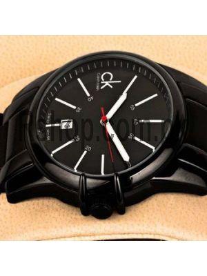 Calvin Klein Black Dial Watch Price in Pakistan