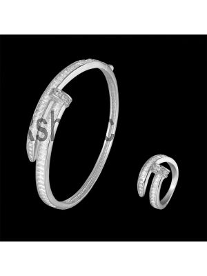 Cartier Bracelet with Ring Price in Pakistan