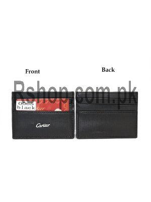 Cartier Black Card Holder  Price in Pakistan