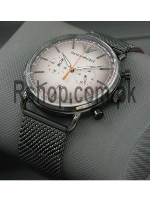 Emporio Armani Aviator Chronograph Watch Price in Pakistan